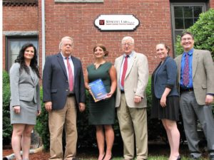 Wescott Law Named Among NH's Top Law Firms for Second Consecutive